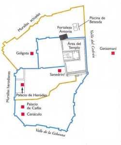 Plano de Jerusalén