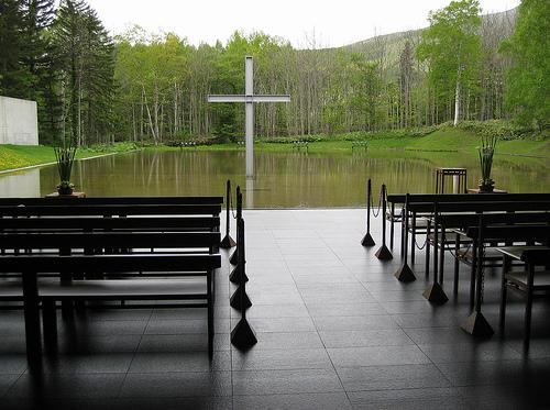 La Iglesia del Agua de Tadao Ando (6/6)
