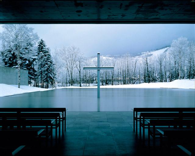 La Iglesia del Agua de Tadao Ando (5/6)
