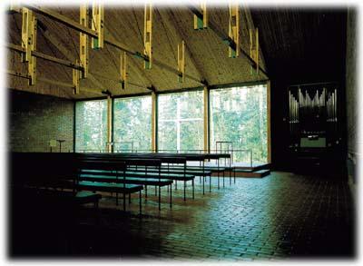 La Iglesia del Agua de Tadao Ando (2/6)