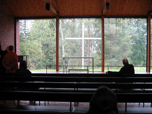 La Iglesia del Agua de Tadao Ando (1/6)