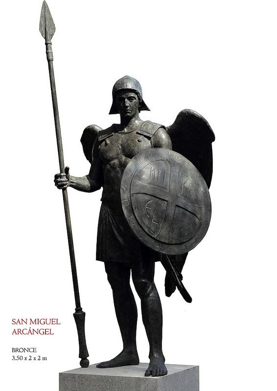 Reflexiones sobre el Arte Religioso: entrevista a Jesús Arévalo (4/6)