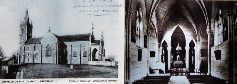 La capilla Ronchamp de Le Corbusier (2/6)