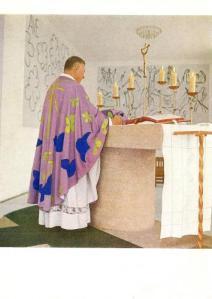 Vestimenta litúrgica diseñada por Matisse