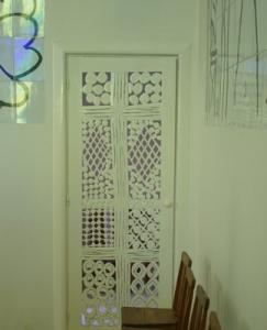 Puerta del confesonario