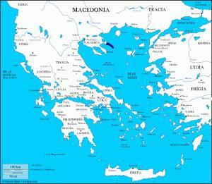 Plano de Grecia.