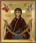 Icono de la Virgen