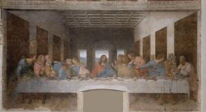 La Última Cena de Leonardo da Vinci (
