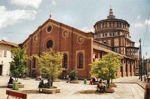 Monasterio de Santa María delle Grazie (Milán)