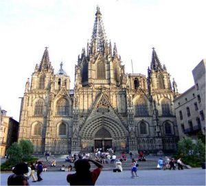 Catedral de Barcelona (siglos XIII-XV)