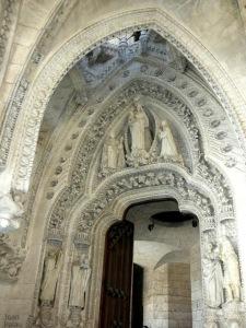 Puerta del Rosario restaurada por Sotoo.