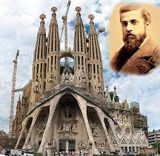 Gaudí y la Sagrada Familia.