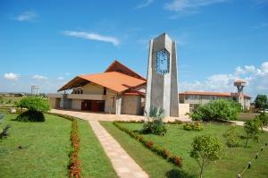 Catedral María Madre de la Iglesia.
