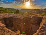 Lalibela: iglesias talladas en la roca(I)