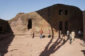 Templo de Bet Danaghel.