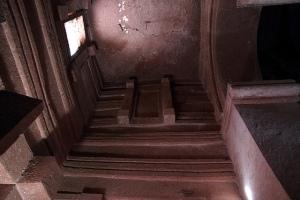 Interior de Bet Emmanuel.