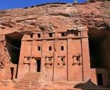 Lalibela: iglesias talladas en la roca(II)