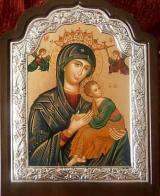 Los iconos bizantinos