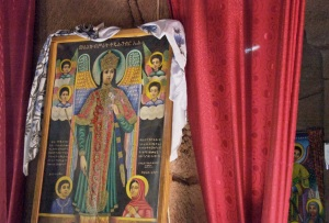 Capilla de arcángel San Rafael.