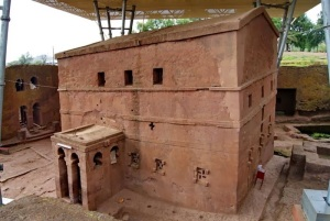 Iglesia de Bet Maryam.