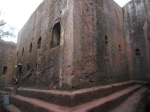 Templo de Bet Mikael.