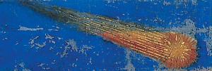 Detalle de la Estrella de Belén.