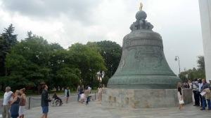 La campana que yace en el Kremlin de Moscú, conocida como Tsar Kolokol es en realidad la última y más grande de una serie de cuatro extravagantes campanas que se crearon en Moscú entre los años 1599 y 1735.