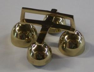 Sanctus o campanas de misa.