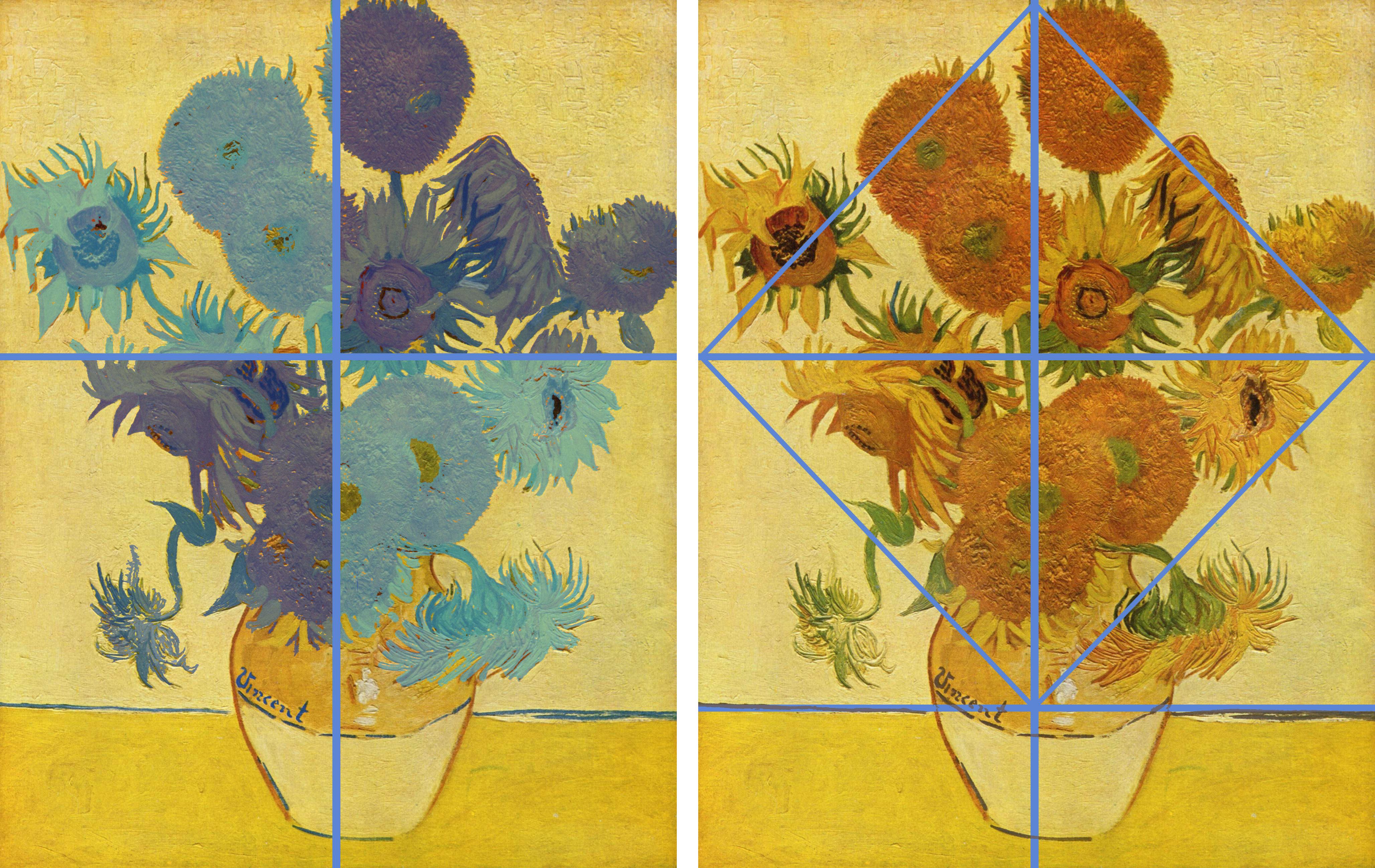 Los Girasoles de Vincent Van Gogh | Arquitectura y Cristianismo ...
