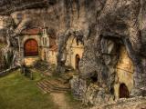 Iglesias rupestres I:España