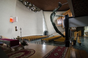 Interior de Nowa Huta.