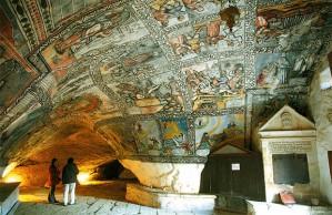 Pinturas murales.