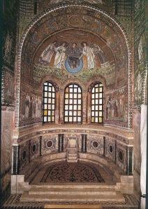 Basílica menor de San Vital en Rávena