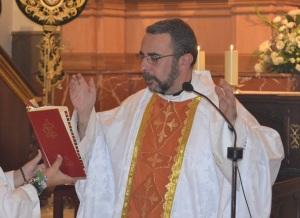 Padre Javier Sánchez