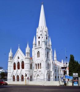 Basílica de Santo Tomas en Santhome (Chennai)