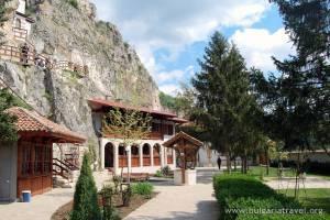 Exterior del Exterior del monasterio Sveti Dimitri Basarbovski.