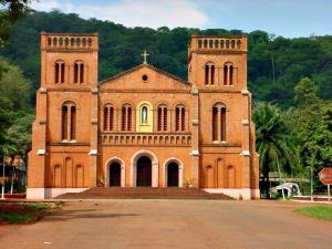 Catedral de Bangui. República Centroafricana (1934/37).