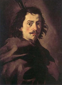 Retrato de Borromini (1630)