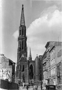 iglesia luterana de San Pedro (Berlín),