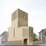 The House of One: una iglesia-sinagoga-mezquita enBerlín