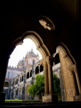 Abadía de Santa Maria d'Alcobaça en Portugal(I)