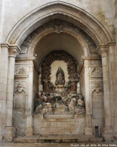 Capilla de San Bernardo.