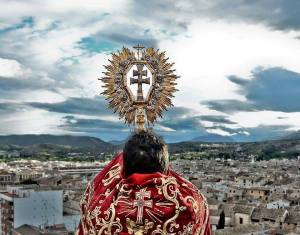 Custodia de la Cruz de Caravaca