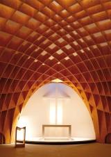 Iglesia de autopista en Wilnsdorf(Alemania).