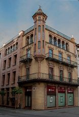 Casa del marqués de Villamarta. Estilo regionalista (1917)