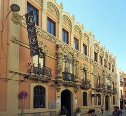 Casa de Laureano Montoto. Estilo modernista (1906)