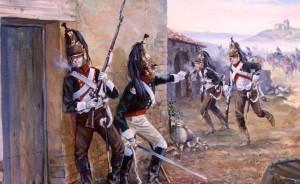 Saqueos del ejercito Napoleónico