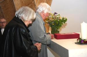 Hanneliese Hering y Hartmut Hering.