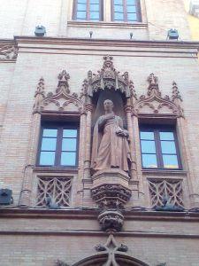 Imagen de San Ignacio de Loyola.
