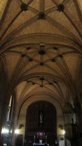 Interior de la Capilla de los Luises